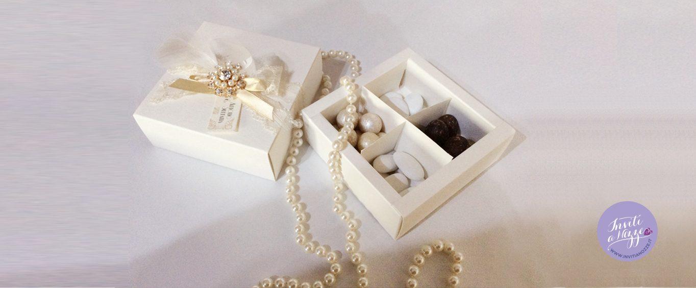 box degustazione confetti anni 20